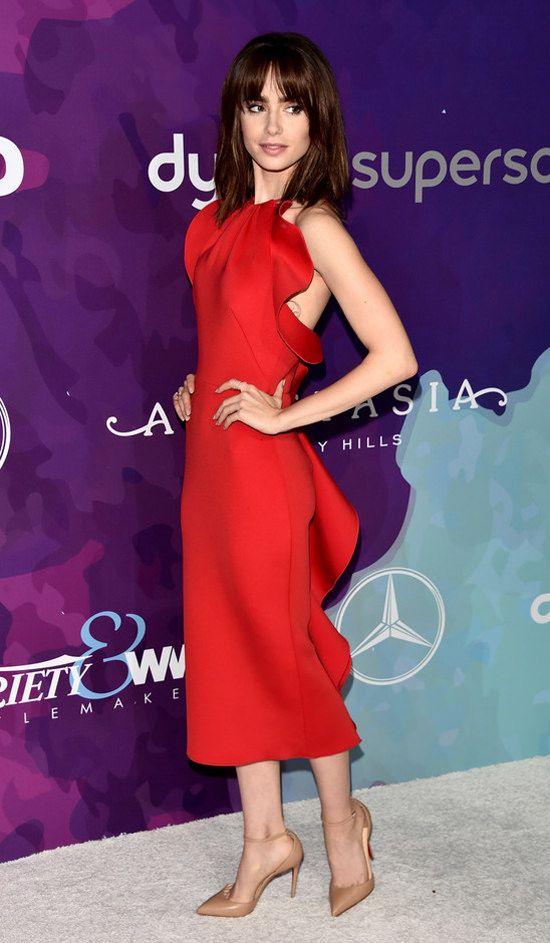 lily-collins-stylemakers-awards-2016-red-carpet-fashion-gauri-nainika-tom-lorenzo-site-4