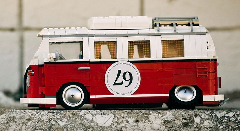 slammed lego vw lego conby pinterest. Black Bedroom Furniture Sets. Home Design Ideas