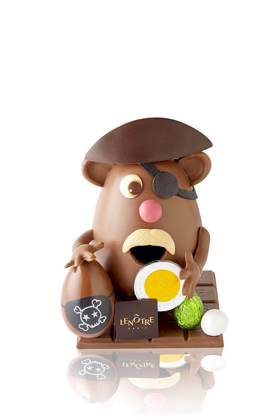 Lenôtre pour Pâques 2015 - chocolat