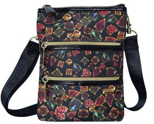 Betsey Johnson Gem Crossbody Handbag Purse Black Multi Betsey Johnson http://www.amazon.com/dp/B00DQT17YU/ref=cm_sw_r_pi_dp_0zMvwb1K47C86