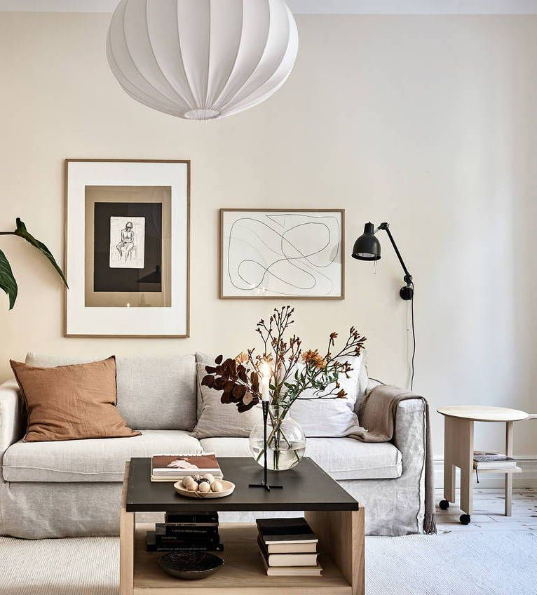 Warm Candle Lit Home Coco Lapine Design Minimalist Living Room Simple Living Room Designs Living Room Designs #simple #living #room #interior #design