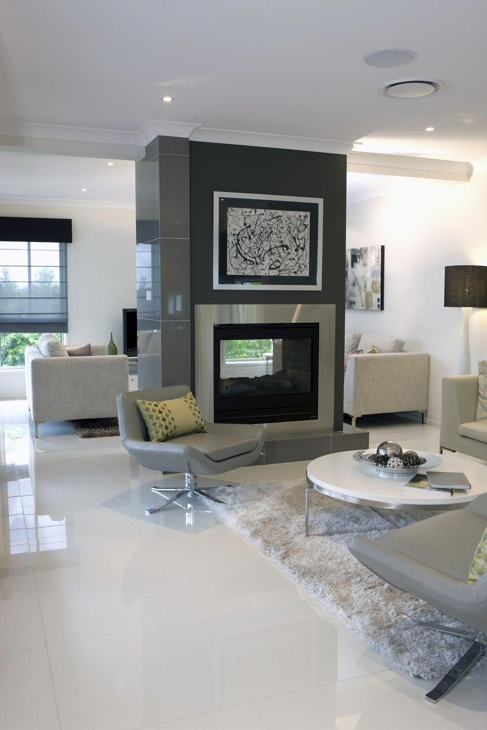 What Do You Think Of This Living Rooms Tile Idea I Got From