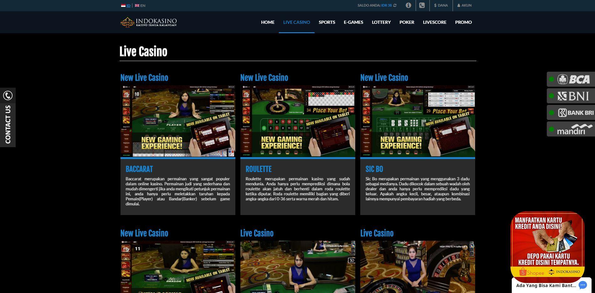 Pin Di Idksonline Com Slot Game
