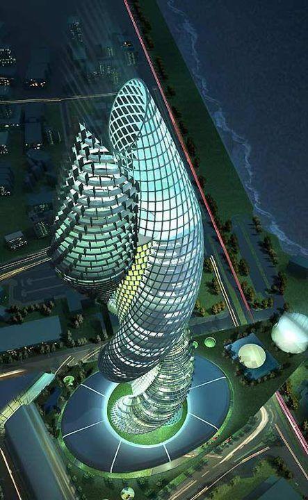 Infosys Building, Kuwait