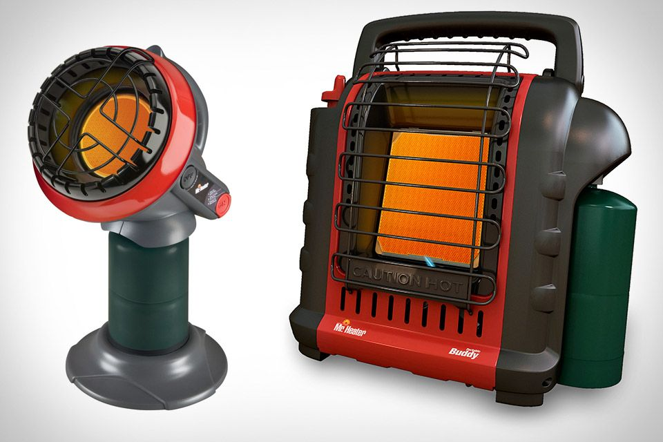 Mr Heater Buddy Propane Heaters Go Go Gadget Tent