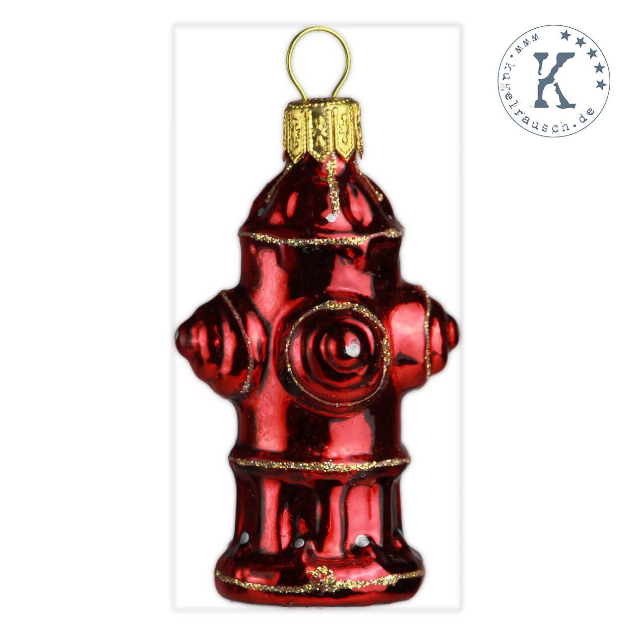 Christbaumkugeln Feuerwehr.Christbaumkugel Hydrant Christbaumkugeln Christmas Ornaments