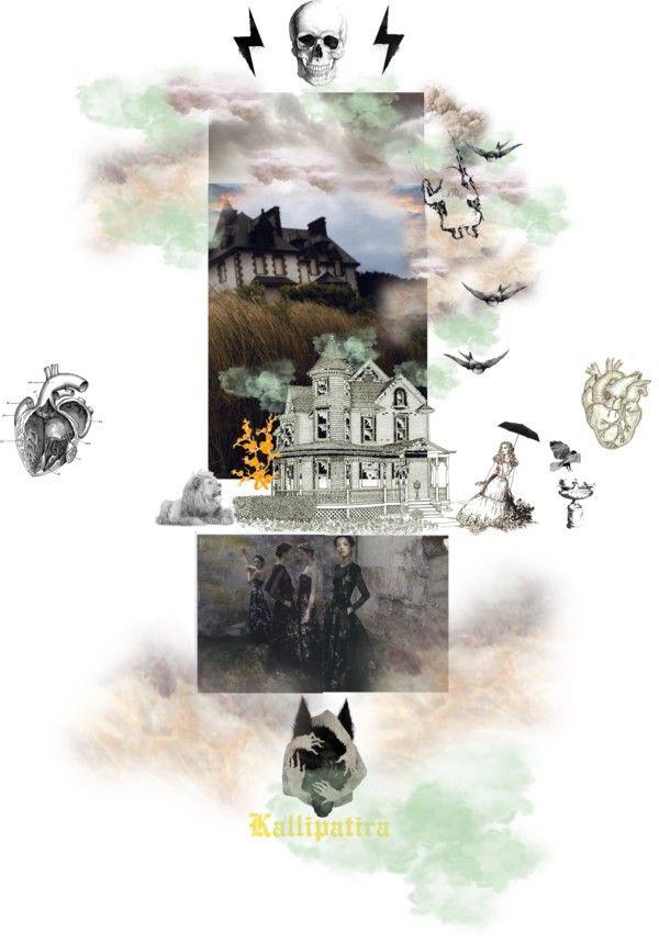 """Untitled #6"" by kallipatira ❤ liked on Polyvore"