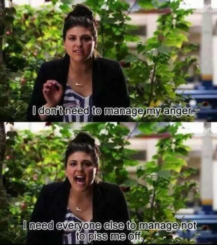 Sady says it right sometimes!