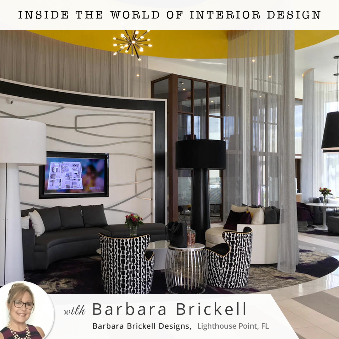 South Florida Interior Designer Barbara Brickell Shares About Her Life Designing Luxury Yachts And Homes On S Gold Coast