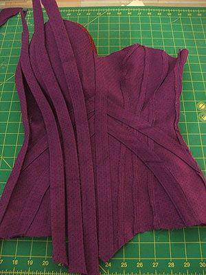 Great corset making tutorial