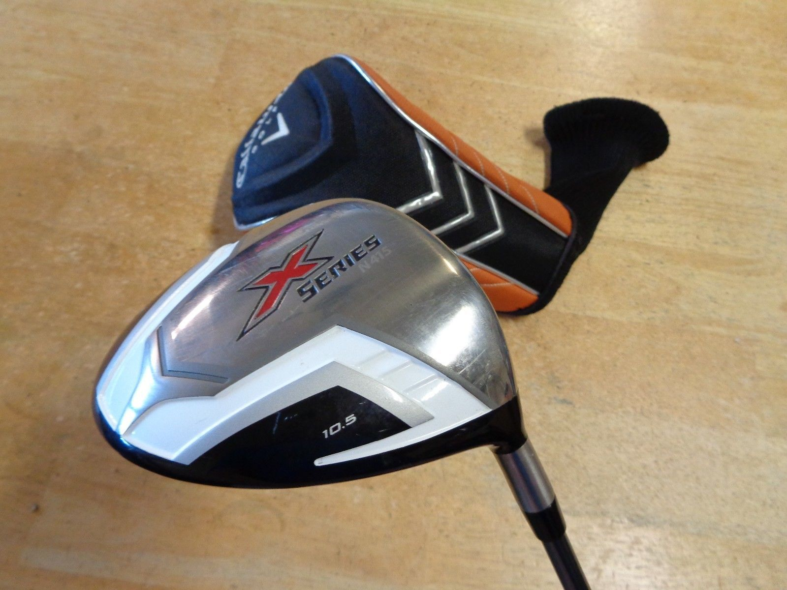 Callaway X Series N415 105 Driver Wood N 415 Grafalloy Prolaunch