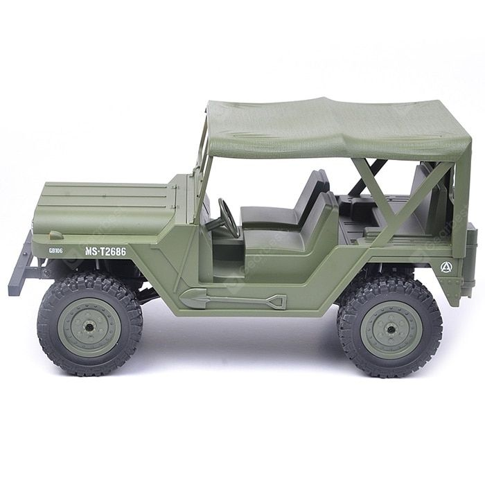 SBG1522 1/14 4WD 2 4G 15km/h Off-road RC Car Full Scale