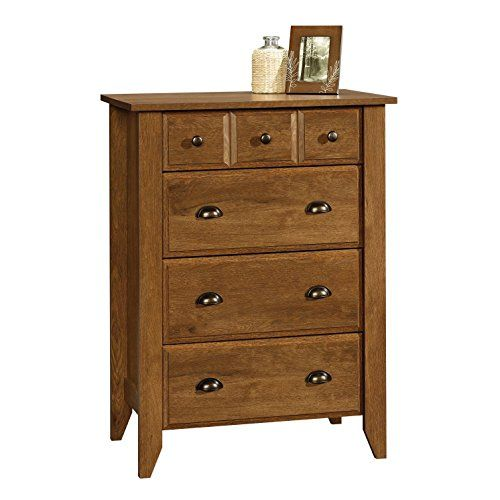 Modern Four Drawer Dresser Contemporary Elegant Stylish Chest Indoor Furniture Home Living Room Bedroom Storage Additional