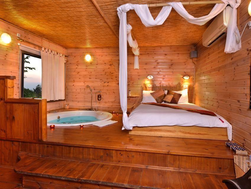 Shangri Hila Cabin Western Galilee, Israel