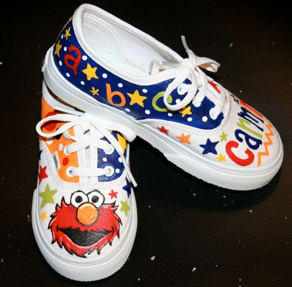 Chucky shoes (GaranimalsFaded Glory, Vans, or Converse)
