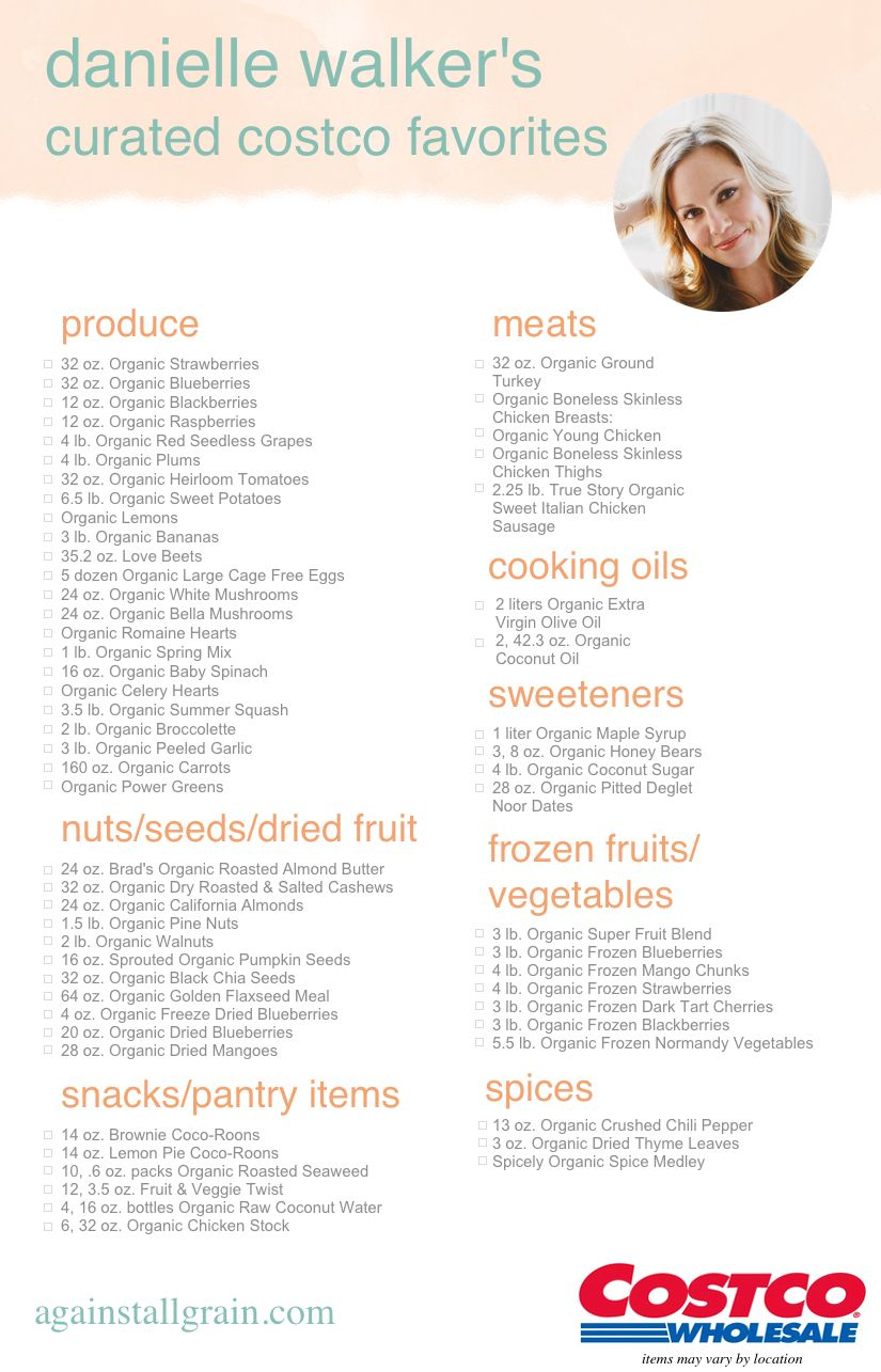 My favorite paleo and gluten-free items to find at Costco. Download ...