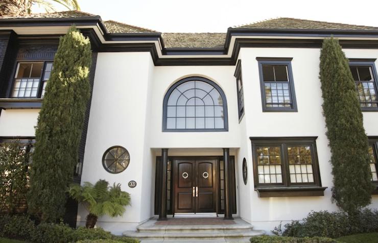 Form Interior Design - home exteriors - stucco, home, glossy ...