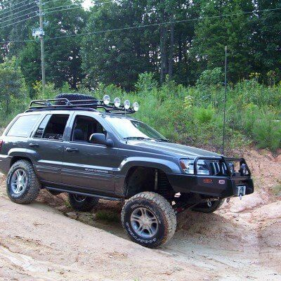 Jeep Grand Cherokee Wj Roof Rack Safari Style Roof Rack Jeep Grand Cherokee Jeep