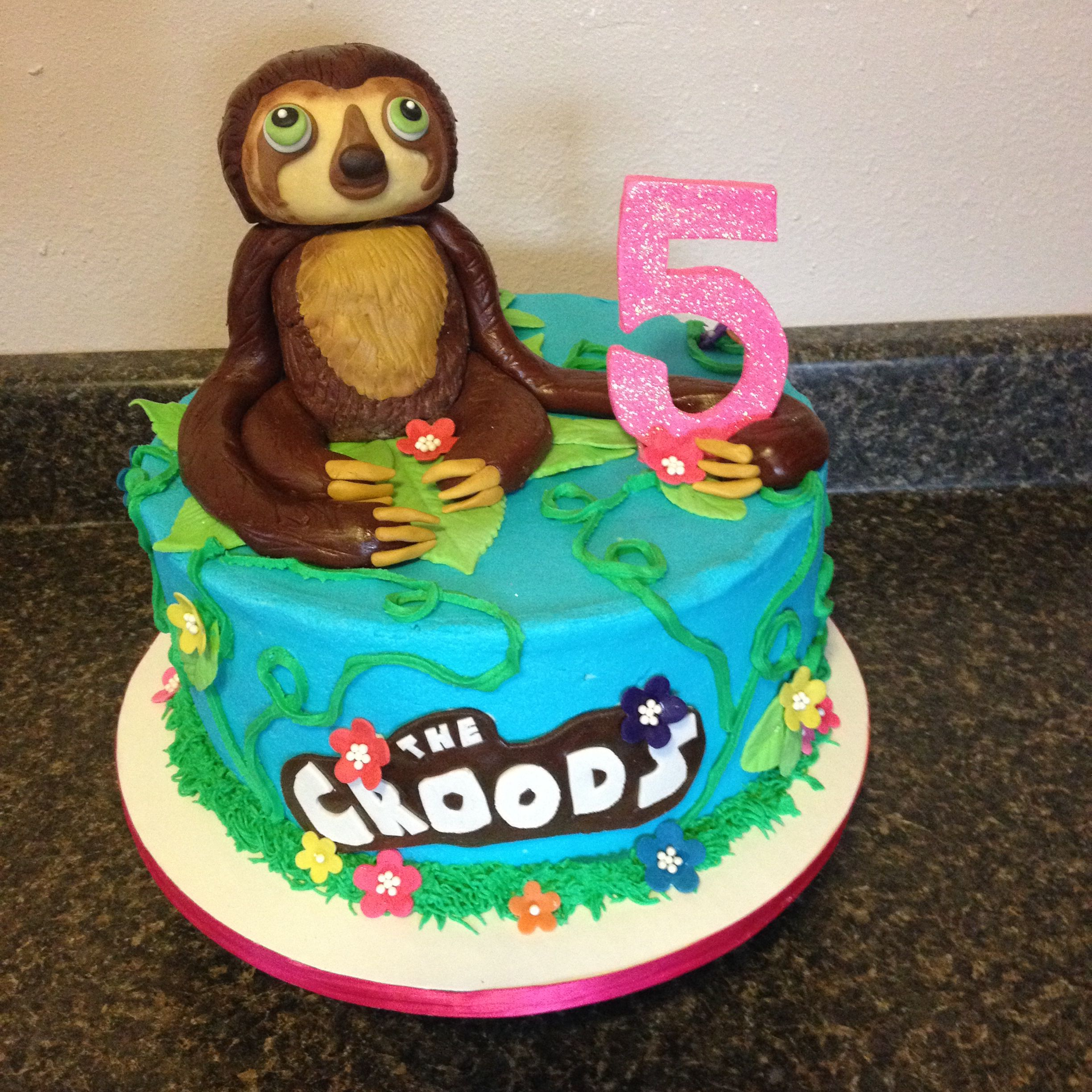 Croods Cake Creative Creations By Kamica Pinterest Cake
