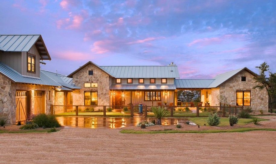 Beautiful Ranch Style Homes For House Remodeling Ideas Modern Ranch Style Homes With Stone Walls Ranch House Designs Ranch House Exterior Country House Design