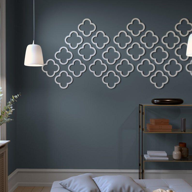 Moroccan Wall Panels - Moroccan Forms - Wall Decor - Wall Art - Wall Panels - 3D Wall Decor - Decorative Ornament - SKU:MORFO