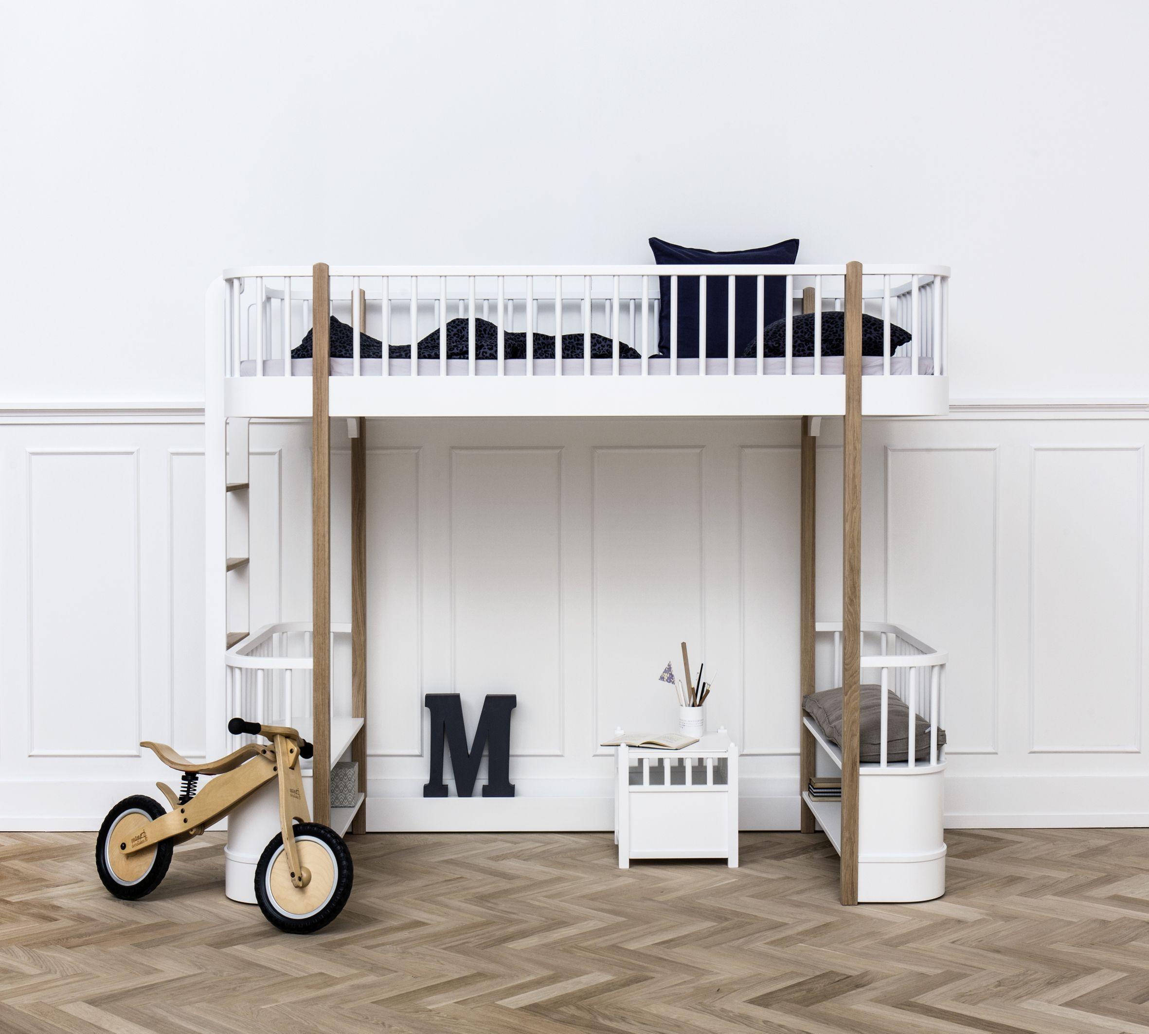 Außergewöhnlich Loft Bed Oak   Wood Collection By Oliver Furniture. Www.oliverfurniture.com