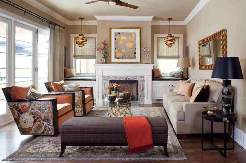 unique living room furniture mix and match ideas inside