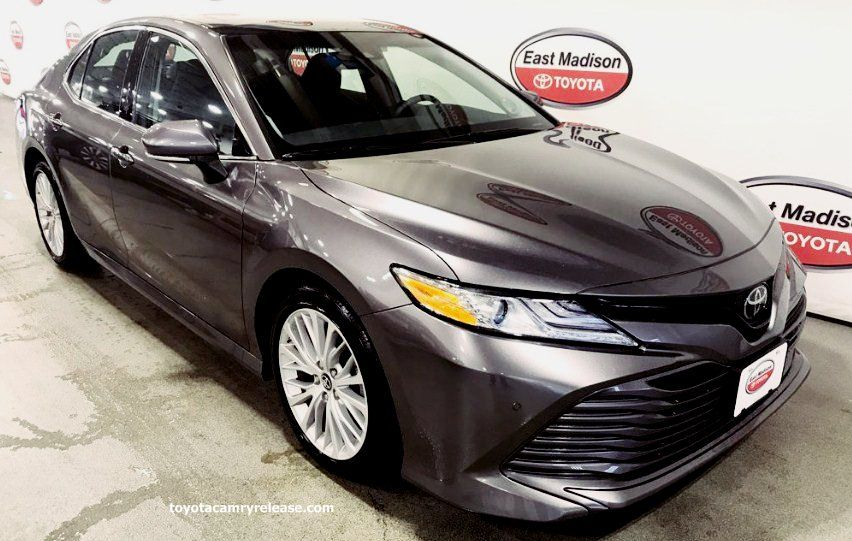 2020 Toyota Camry XLE V6 Rumors and Reviews Toyota