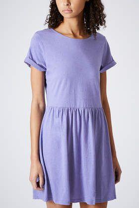 Jersey Speckled Mini Dress