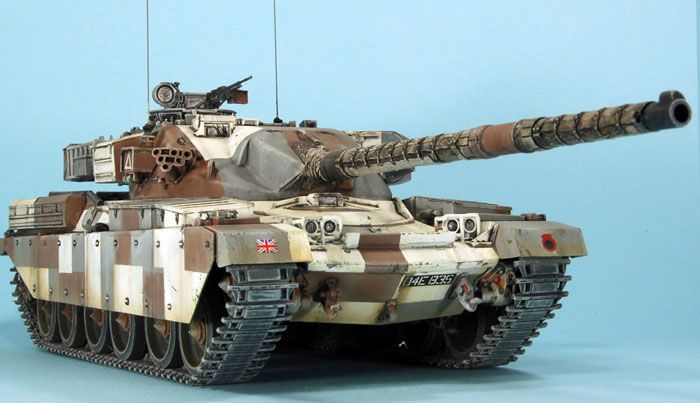 "Chieftain Mk. IXC ""Berlin Brigade"" 