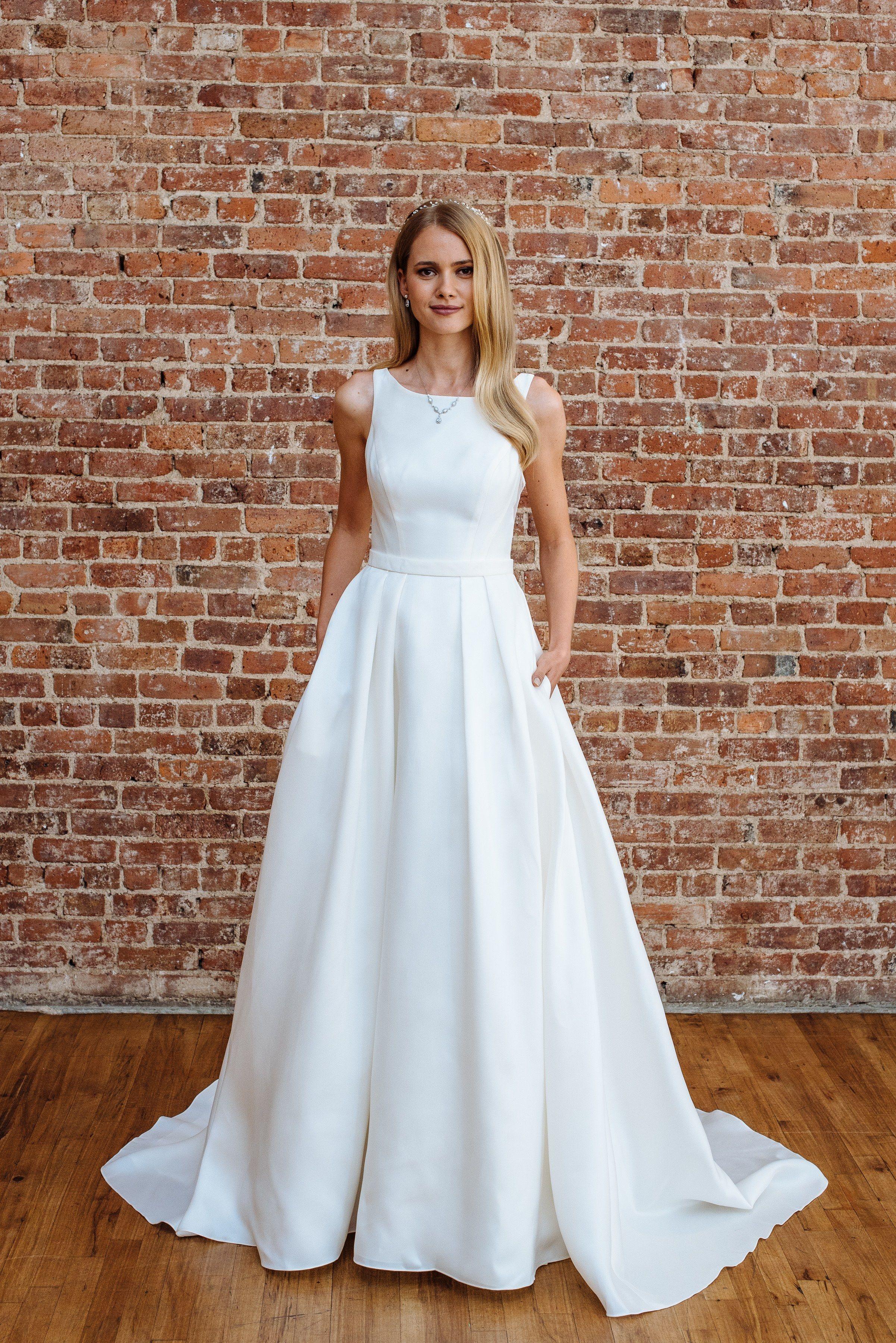Davidus bridal wedding dresses spring fall bridal