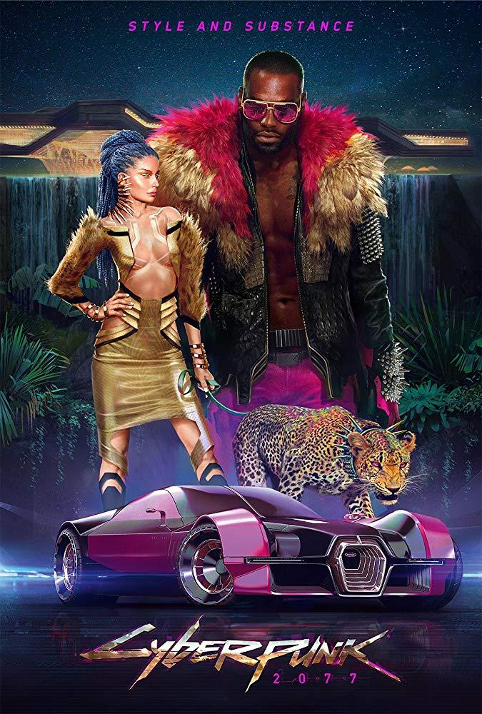 Latest Posters Cyberpunk 2077, Cyberpunk aesthetic