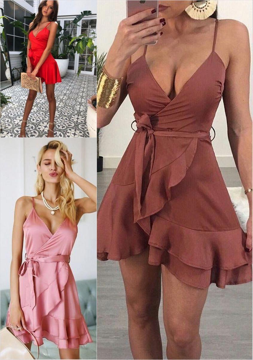 Pin Em Summer Cocktail Dress