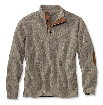 Orvis Quail Creek Button Mock Pullover | fashion | Pinterest ...