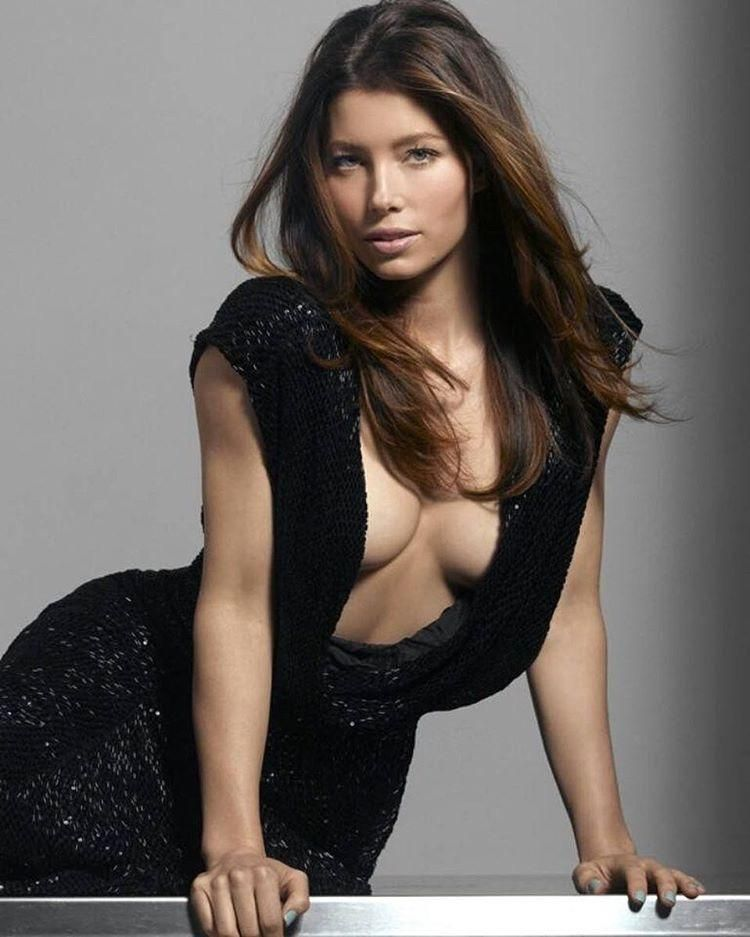 from Miles jessica biel sexy or nude