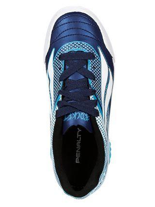 893f8c5afb Tenis-Futsal-Penalty-Rocket-Vii-Infantil-Para-Menino---Azul-marinho ...