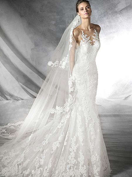 Pin by yeon koo on wedding dress trudy 39 s pinterest for Trudy s wedding dresses