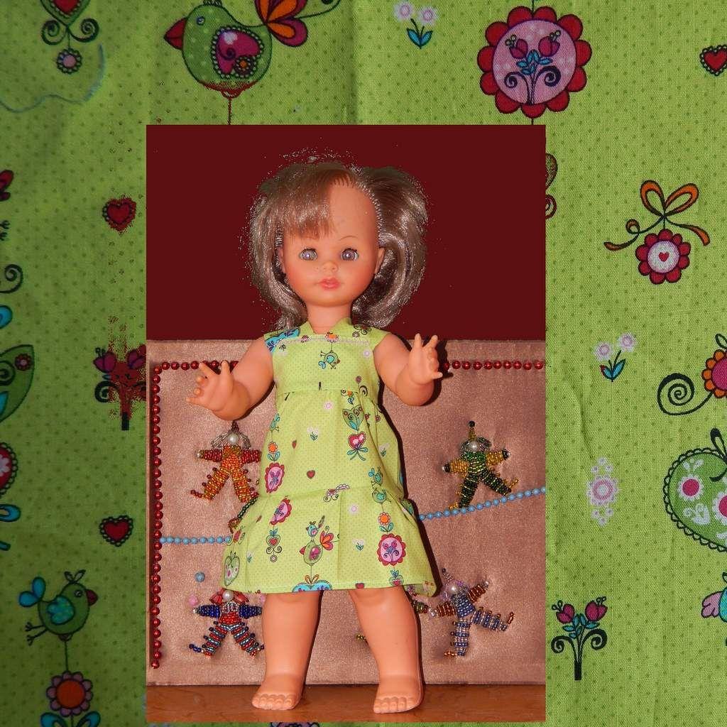 Robe d'été pour Laurette BELLA