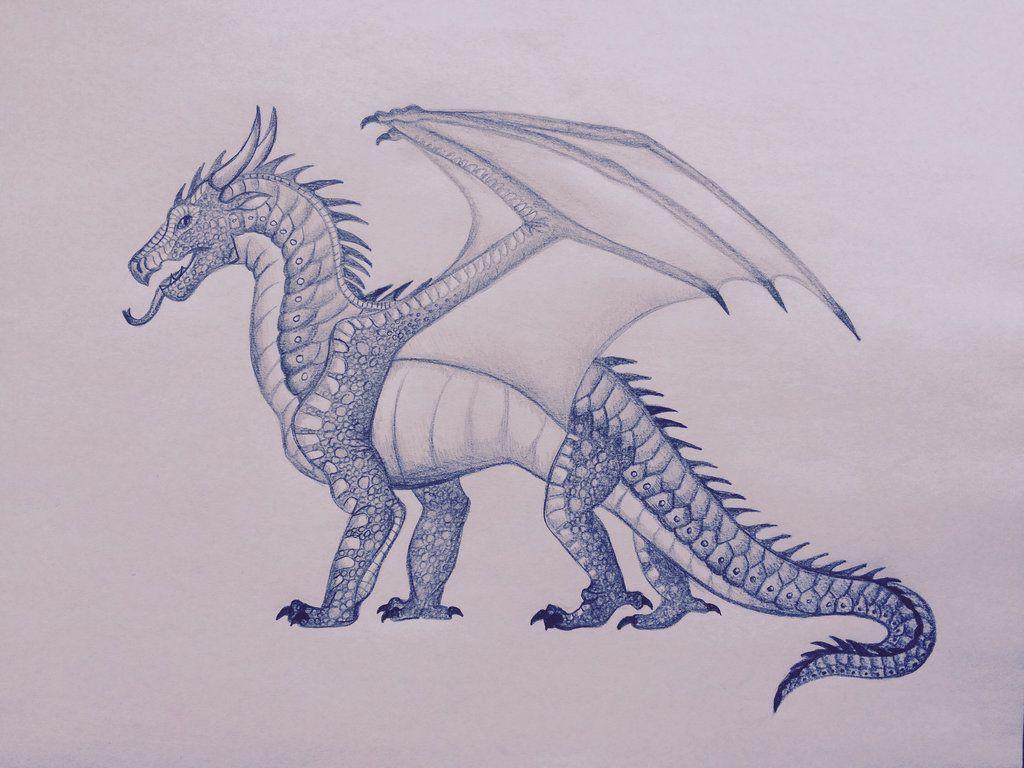 он дракон рисунки хорошей