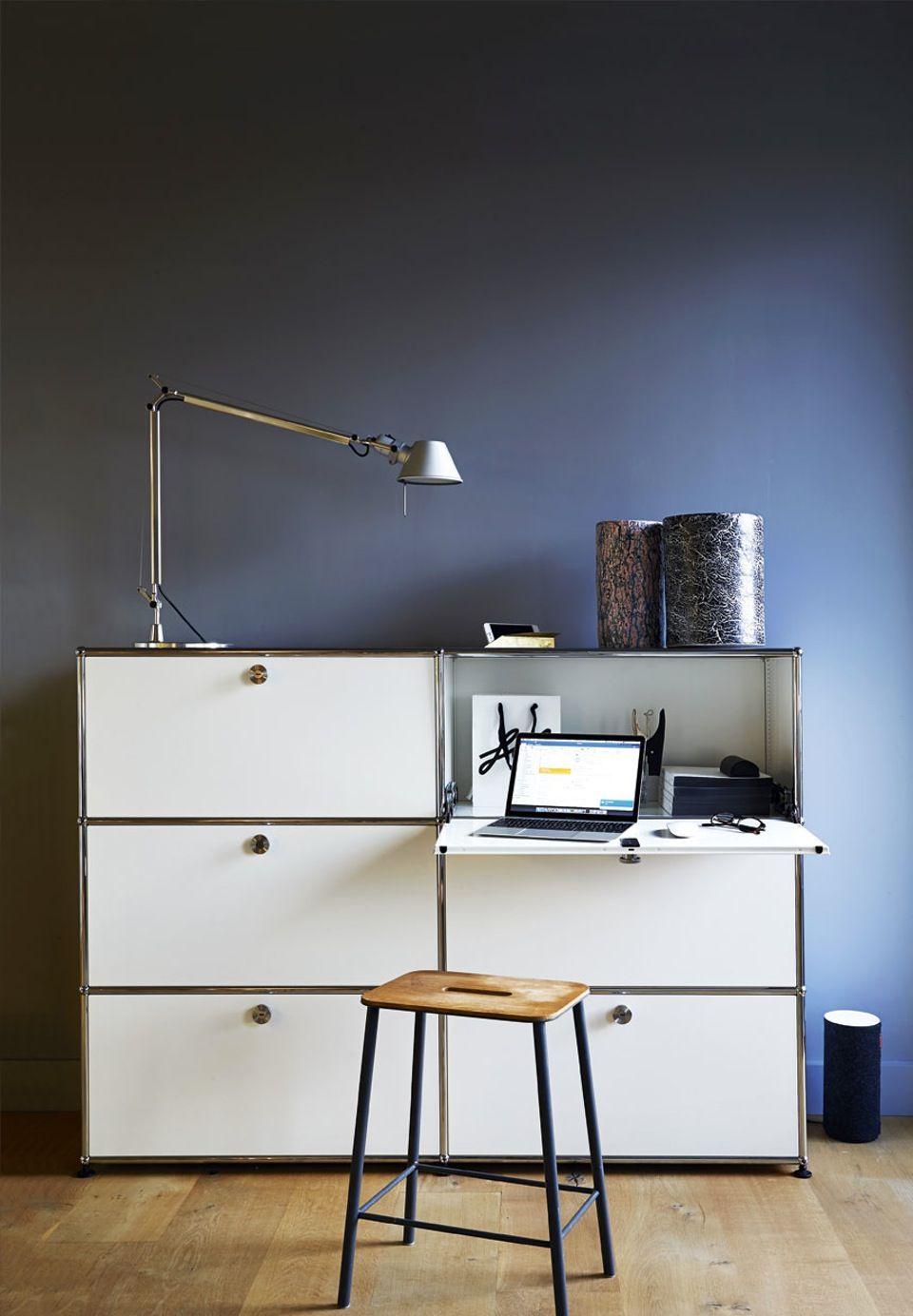 die besten 25 usm schreibtisch ideen auf pinterest usm haller schreibtisch usm m bel und usm. Black Bedroom Furniture Sets. Home Design Ideas