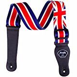 Review for Mugig Guitar Strap, Adjustable Soft Cotton Strap, Union Jack Guitar & Bass Strap... - katy chippendale  - Blog Booster https://www.amazon.co.uk/Mugig-Guitar-Adjustable-Cotton-National/dp/B01N2TQSHV  #sponsored #rankboosterreview #mugig