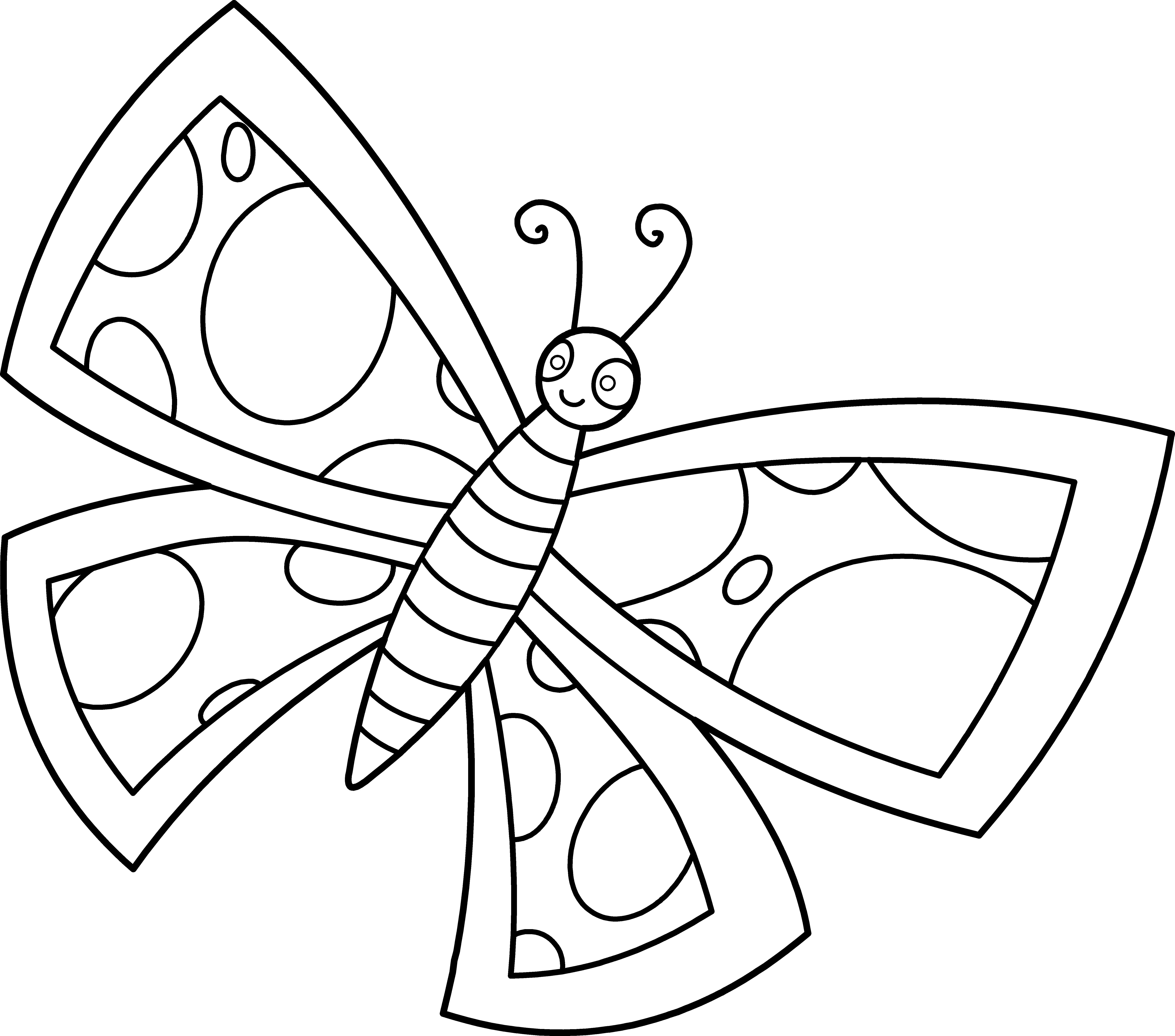 Free Clipart Butterflies