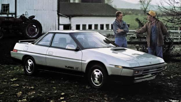 The Coolest Japanese Coupe Of The 1980s It S In With A Shout