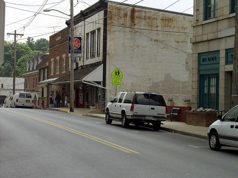 Main street street street view main street