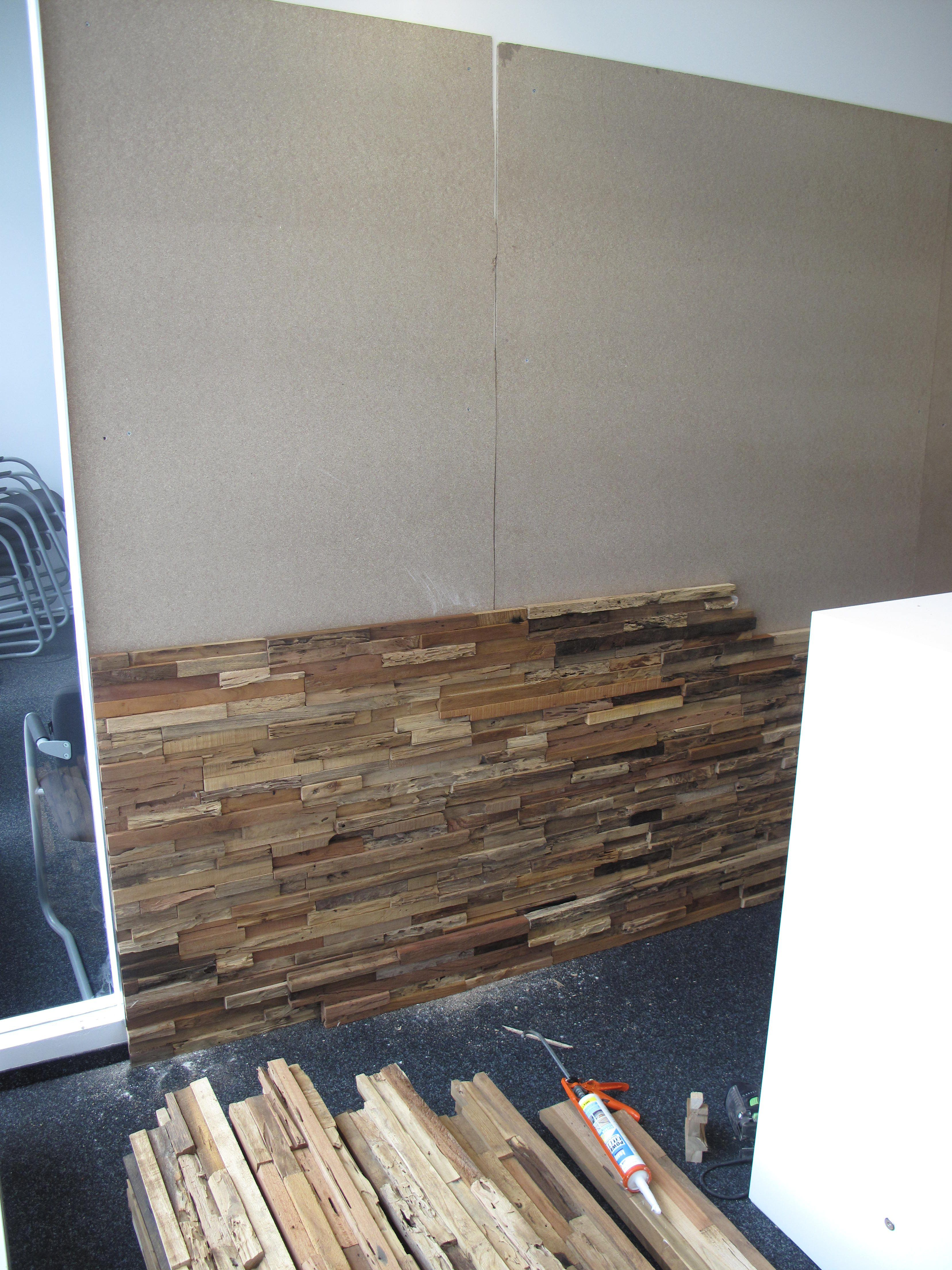 Montage Wandverkleidung Paneele Wandverkleidung Holz Wandpaneele Holz Wandverkleidung