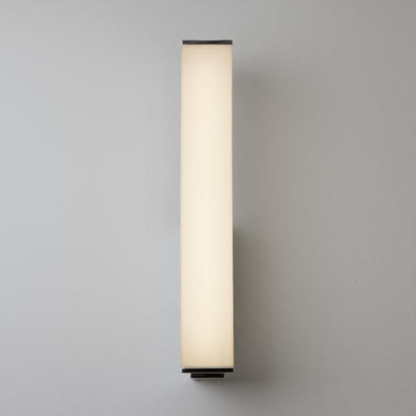 Karla 3 5w Led Bathroom Wall Light In Polished Chrome And Opal Diffuser In 2020 Wall Lights Led Wall Lights Bathroom Wall Lights