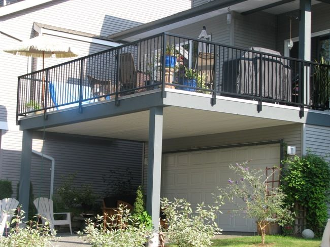 Awesome Concrete Balcony Construction