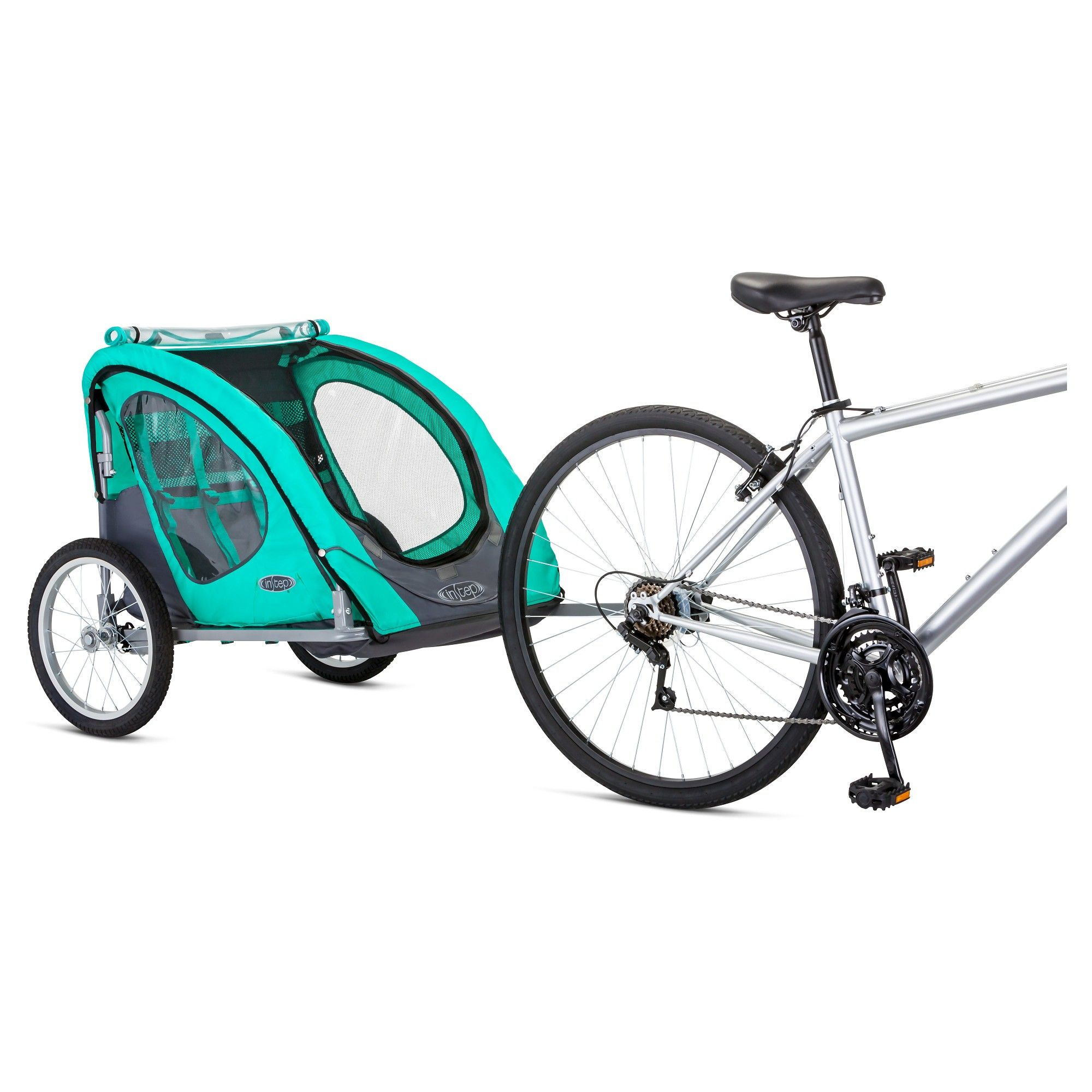 InStep Sedona Bike Trailer Green