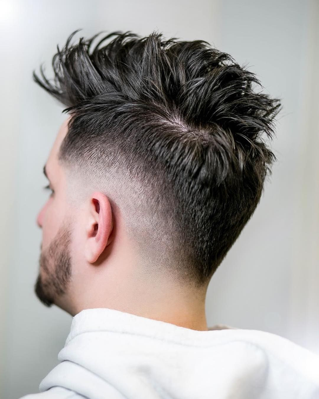 V Shaped Haircut Men's : shaped, haircut, men's, Men's, Hairstyles