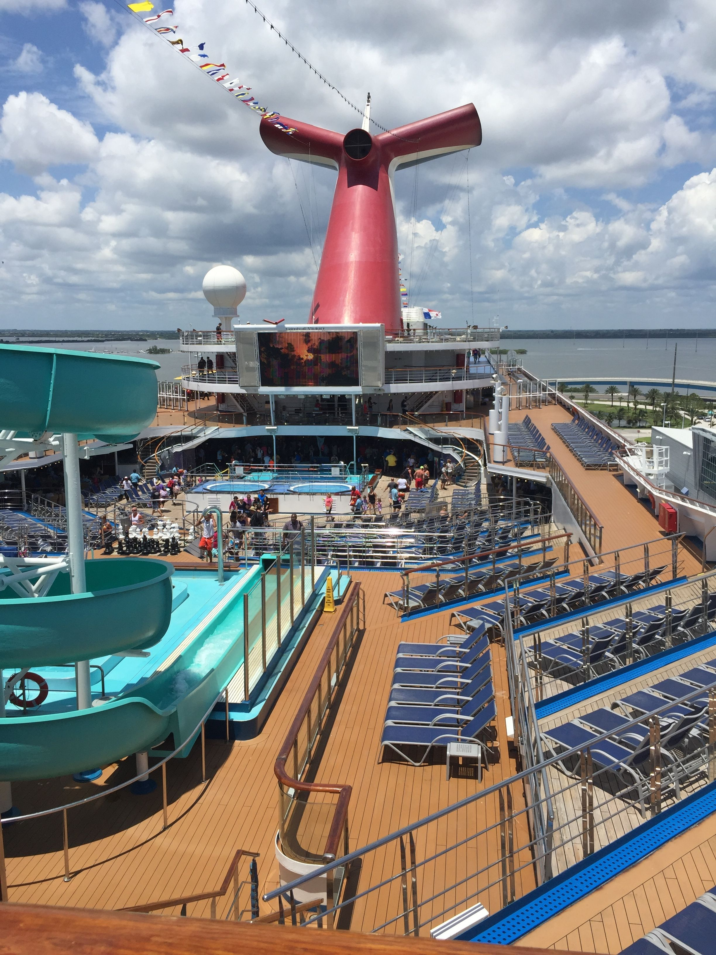 Carnival Victory Cruise Reviews